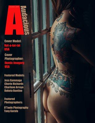 Audacious Magazine October 2017 Issue