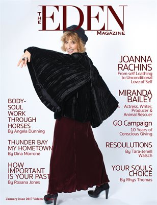 The Eden Magazine January issue 2017