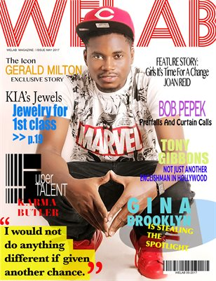 WELAB Magazine - May 2017