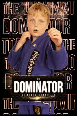 Dominic Chandler Poster