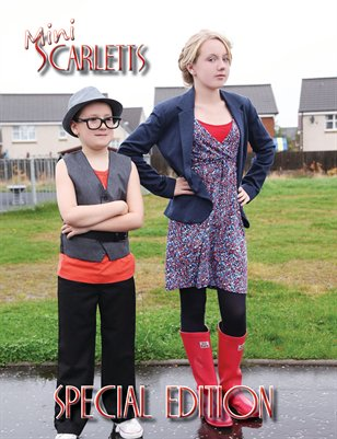 Scarlett's Secrets Issue 14 - Mini Scarletts