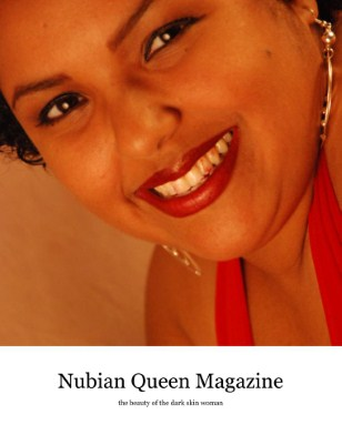 premiere issue - Nubian Queens Volume One