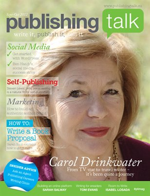 Publishing Talk Magazine #02 (Sep-Oct 2012) - Travel Writing