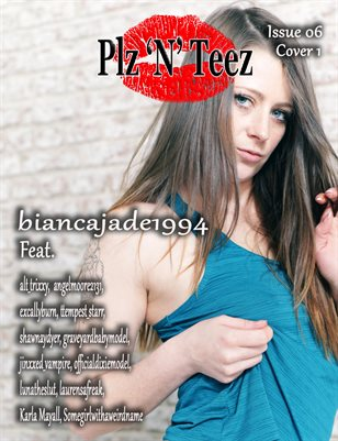 Plz 'N' Teez Issue 06 cover 1