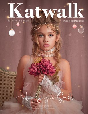 Katwalk Fashion Magazine Issue 29, December 2020.