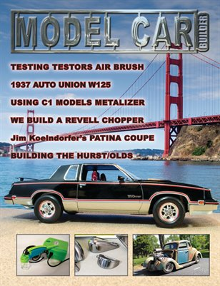 Model Car Builder No.25