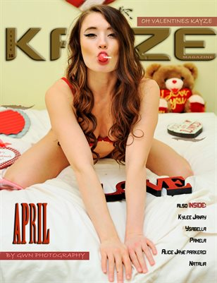 Kayze Magazine issue 16 (Alice)