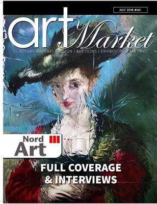 Art Market Magazine Issue #40 July 2018