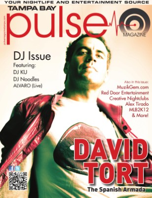 2012 Pulse Magazine *DJ ISSUE*