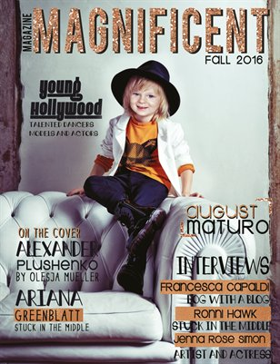 Magnificent Magazine Fall 2016