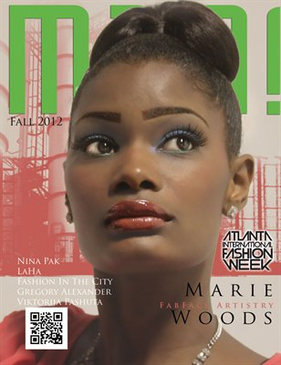MAMi Magazine Marie Woods Edition