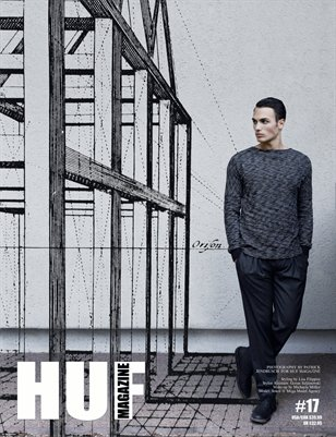 HUF Magazine Issue 17