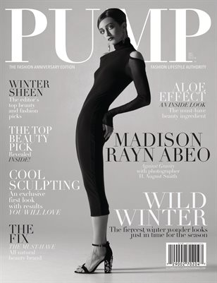 PUMP Magazine - The Fashion Anniversary Edition