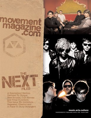 04. 2009 - CLAN OF XYMOX, THE NEXT FILES: REPEATER, ULTERIOR, THE LAST DANCE A PLACE TO BURY STRANGERS,