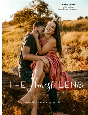 The Honest Lens Magazine, Issue 1 Summer Vibes
