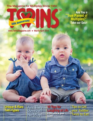 TWINS Magazine March/April 2014