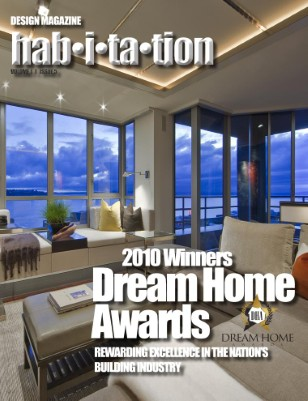 2010 Dream Home Award Winners