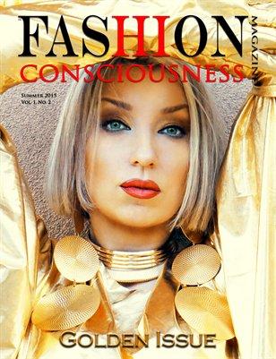 FASHION CONSCIOUSNESS Summer 2015