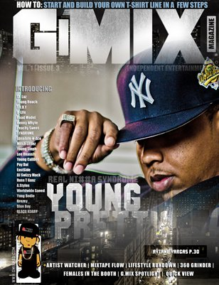G.Mix Magazine Vol.1 - Issue. 3