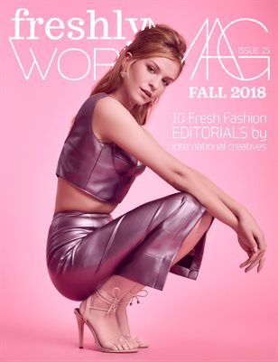2018 FALL - Print Issue