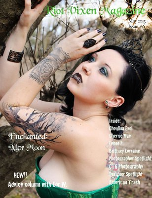 Riot Vixen Magazine Issue #6