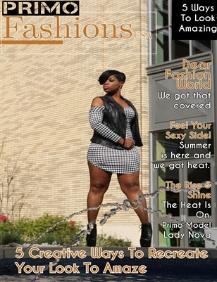 Primo Fashions USA Issue 2