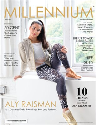 MILLENNIUM MAGAZINE | NOVEMBER 2015