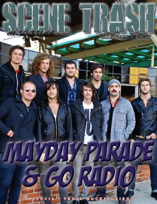 Valencia, Mayday Parade, Go Radio