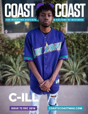 Coast 2 Coast Magazine Issue #72