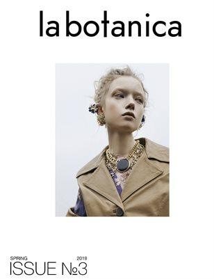 La Botanica Magazine Spring 2019. Cover 4