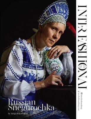 Interfashional Magazine August 2021 N13 Cover 4