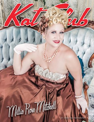 Kat Club No.31 – Millie Rose Mitchell Cover