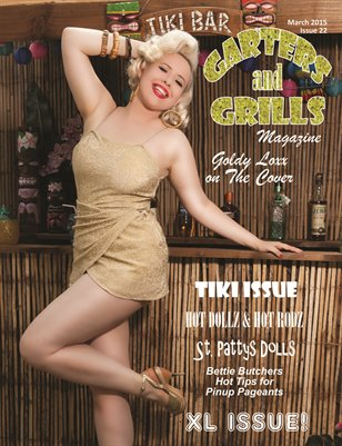 March 2015 Goldy Loxx Cover