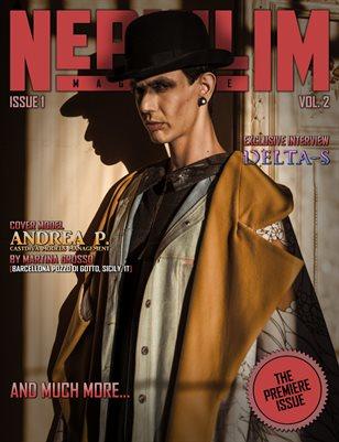 Nephilim Magazine #1 (Vol. 2)