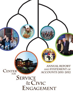 Champlain College Center for Service Annual Report