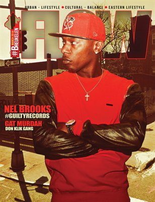 #BruekelenFlow Magazine Vol.0 - Nel Brooks Edition