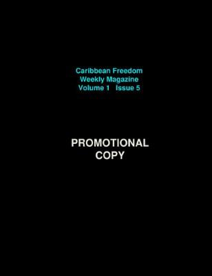 Caribbean Memorial Day