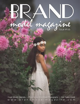 Brand Model Magazine  Issue # 66