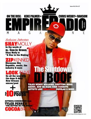 Empire Radio Magazine Issue#14