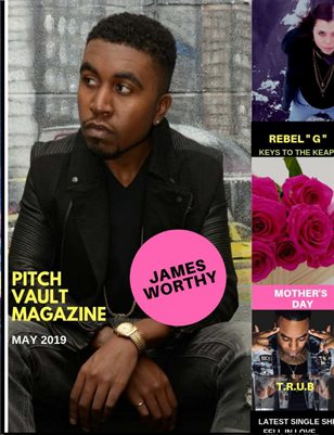 Pitch Vault Magazine- May 2019 Issue