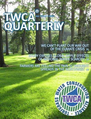 TWCA Quarterly Volume 8 Issue 3