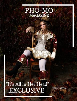 """It's All in Her Head"" Exclusive Issue"