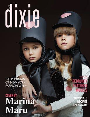 Dixie Magazine - February 2018