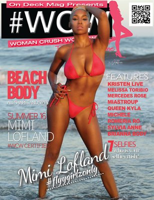 WCW Magazine Issue 6 Mimi Lofland