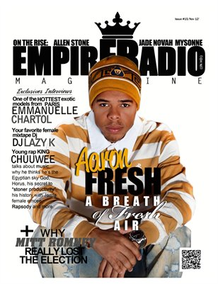 Empire Radio Magazine Issue #15