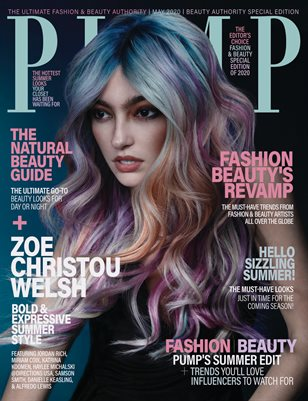 PUMP Magazine - The Beauty Authority - Special Edition