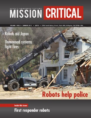 Mission Critical: First Responders