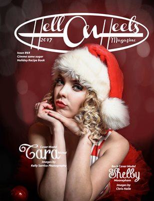 Hell on Heels Magazine Issue 64 2017 Gimme some sugar recipe book