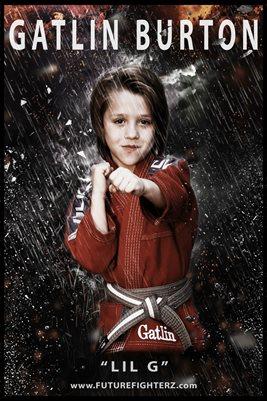 Gatlin Burton Storm Poster