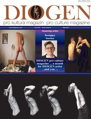 DIOGEN pro art magazine No 76_May 2017